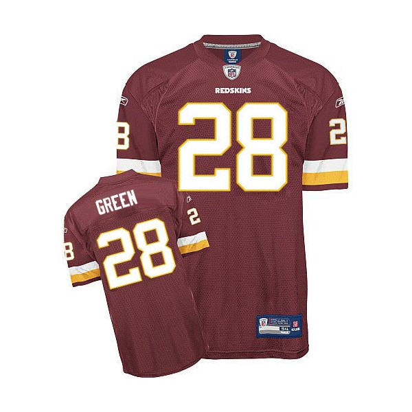 shop reebok washington redskins 28 darrell green red team color authentic  throwback nfl jersey 8db16 919ec 5497df26e