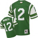Mitchell & Ness New York Jets 1968 Joe Namath Authentic Throwback Team Color Jersey
