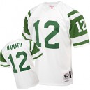 Mitchell & Ness New York Jets 1968 Joe Namath Authentic Throwback White Jersey