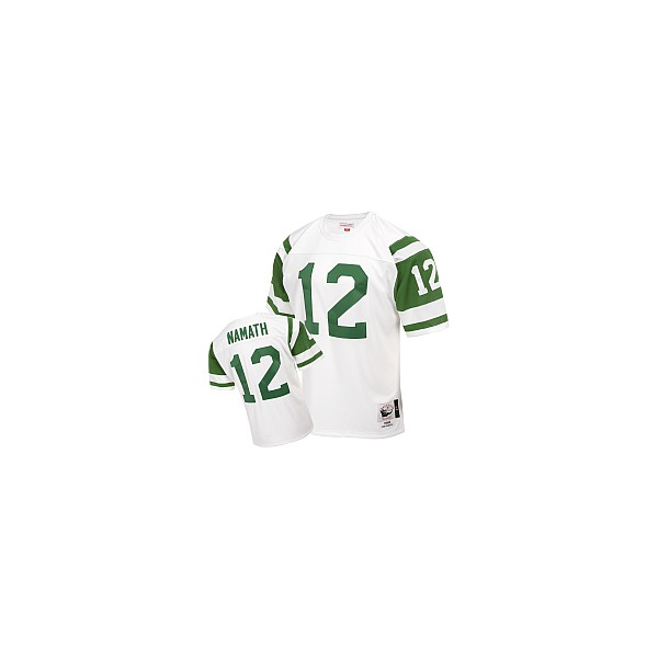 newest collection 140d5 d307b Mitchell # Ness New York Jets 1968 Joe Namath Authentic ...