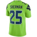 Seattle et Richard Sherman Nike NFL Hommes Limited Couleur Rush maillots
