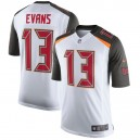 Hommes Tampa Bay Buccaneers Mike Evans Nike Blanc Speed machine Limitée Joueur maillot