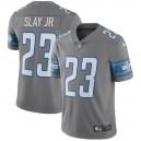 Hommes Detroit Lions Darius tuer Nike Steel vapeur intouchable Couleur Rush Limitée Joueur maillot