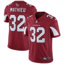 Hommes de l'Arizona Cardinals tyrannie Mathieu Nike Cardinal Vapor intouchable maillot Limited Player