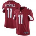 Maillot de joueur masculine Arizona Cardinals Larry Fitzgerald Cardinal de Nike Vapor intouchable Limited