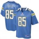 NFL Pro Line HommeLos Angeles Chargers Antonio Gates maillot alternatif