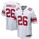 Hommes New York Giants Saquon Barkley Nike Blanc 2018 NFL Projet Choisir Jeu maillots