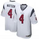 Hommes Houston Texans DeShaun Watson Nike Blanc Jeu maillots