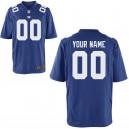 Nike hommes New York Giants jeu personnalisé maillot blanc bleu