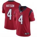 Maillots de Houston Texans Deshaun Watson Nike rouge vapeur intouchable Limited pour hommes