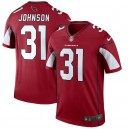 Arizona Cardinals David Johnson Nike Legend Cardinal Maillot masculine