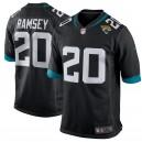 Hommes Jacksonville jaguars Jalen Ramsey Nike Noir Nouveau 2018 maillot de jeu