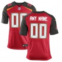 Homme Tampa Bay Buccaneers Nike rouge personnalisé Elite maillots