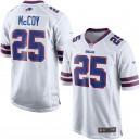 Buffalo Bills LeSean McCoy Nike maillot de jeu blanc pour hommes