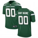 New York jets Nike maillot de jeu personnalisé – Gotham vert