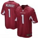Kyler Murray Arizona Cardinals Nike 2019 NFL Draft première ronde Pick maillot de jeu – Cardinal