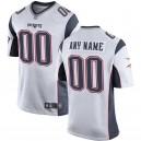 Nike hommes New England Patriots personnalisé jeu Away Maillot