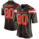 Maillot de jeu Nike Brown Nike De Cleveland Browns Jarvis Landry