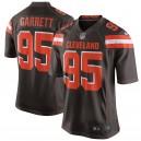 Maillots de jeu Nike Brown de Cleveland Browns Myles Garrett Nike