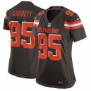 Maillot de sport Nike Brown pour femme Cleveland Browns Myles Garrett