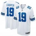 Maillot de match Nike White Hommes Dallas Cowboys Amari Cooper