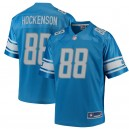 Detroit Lions Hommes T.J. Maillots Hockenson NFL Pro Line Blue Player