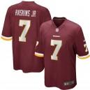 Dwayne Haskins Washington Redskins Maillot Nike 2019 NFL Draft Premier Choix de Jeu - Bordeaux