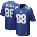Hommes De New York Giants Evan Engram Nike Royal Jeu Maillot