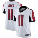 Hommes Atlanta Falcons Julio Jones Nike Blanc Vapor Intouchable Limited Maillot