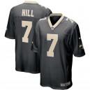 Taysom Hill New Orleans Saints Nike Jeu Maillot - Noir