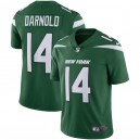 Sam Darnold New York Jets Maillot Nike Vapor Limited - Vert Gotham