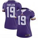 Adam Thielen Minnesota Vikings Nike Femme Légende Maillot - Violet