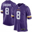 Kirk Cousins Minnesota Vikings Nike jeu Maillot - Violet