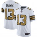 Michael Thomas Maillot New Joueur Saints Nike Vapor Untouchable Color Rush Limited - Blanc