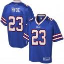 Maillot pour joueur royal joueur Micah Hyde NFL Pro Line Buffalo Bills pour Homme