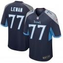 Taylor Lewan Tennessee Titans Nike New 2018 Jeu Maillot - Marine