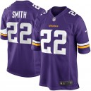 Harrison Smith Minnesota Vikings Nike Jeu Maillot - Violet