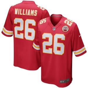Damien Williams Kansas City Chiefs Nike Jeu Maillot - Rouge
