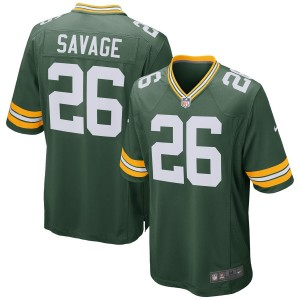 Darnell Savage Jr. Green Bay Packers Nike Jeu Maillot - Vert