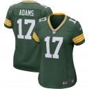 Davante Adams Green Bay Packers Nike Maillot de jeu femmes - Vert