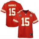 Patrick Mahomes Kansas City Chiefs Nike Enfants Super Bowl LIV Bound Jeu Maillot - Rouge