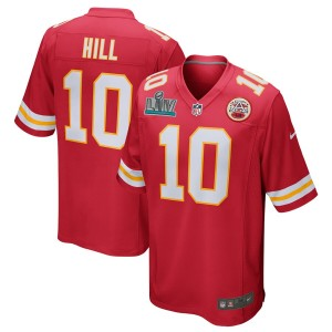 Tyreek Hill Kansas City Chiefs Nike Super Bowl LIV Bound Jeu Maillot - Rouge