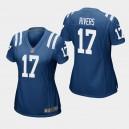 Colts d'Indianapolis femmes Maillot de jeu de Philip Rivers - Royal
