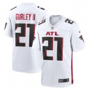 Todd Gurley II Atlanta Falcons Nike Jeu Maillot - Blanc