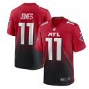 Julio Jones Atlanta Falcons Nike 2nd Alternate Jeu Maillot - Rouge