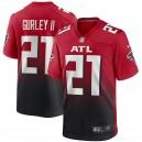 Todd Gurley II Atlanta Falcons Nike 2nd Alternate Jeu Maillot - Rouge