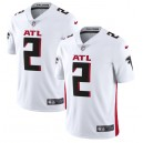 Matt Ryan Atlanta Falcons Nike Vapor Limited Maillot - Blanc