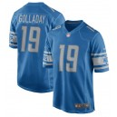 Kenny Golladay Detroit Lions Nike Jeu Joueur Maillot - Bleu