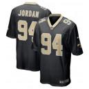 Cameron Jordan New Orleans Saints Nike Jeu Joueur Maillot - Noir