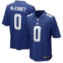 Xavier McKinney New York Giants Nike 2020 NFL Draft Pick Jeu Mailot - Bleu